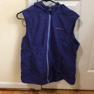Eddie Bauer Women's Travex Hooded Vest